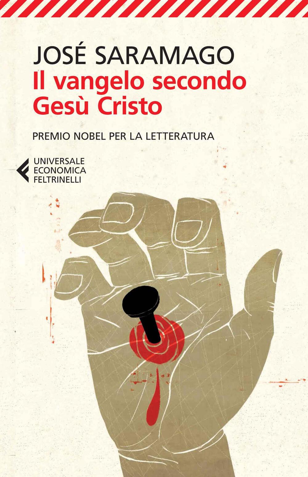Top Il Vangelo secondo Gesù Cristo - José Saramago - Libro  HN28