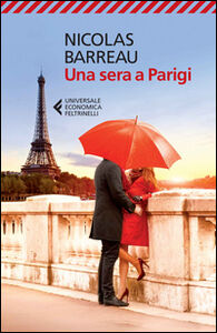 Libro Una sera a Parigi Nicolas Barreau