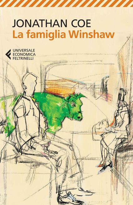 La famiglia Winshaw - Jonathan Coe - copertina