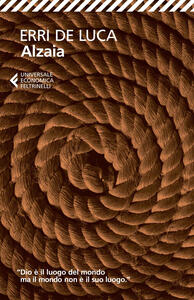 Alzaia - Erri De Luca - copertina