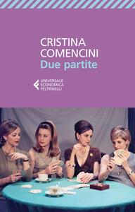 Due partite - Cristina Comencini - copertina