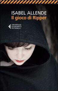 Libro Il gioco di Ripper Isabel Allende