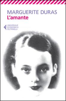 L' amante - Marguerite Duras - copertina