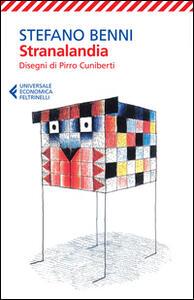 Stranalandia - Stefano Benni,Pirro Cuniberti - copertina