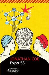 Libro Expo 58 Jonathan Coe