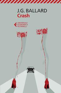 Crash - James G. Ballard - copertina