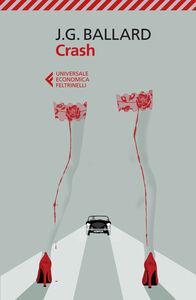 Libro Crash James G. Ballard