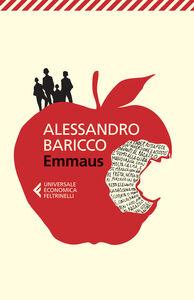 Foto Cover di Emmaus, Libro di Alessandro Baricco, edito da Feltrinelli