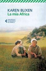 Libro La mia Africa Karen Blixen