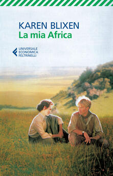 La mia Africa - Karen Blixen - copertina