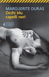 Libro Occhi blu, capelli neri Marguerite Duras