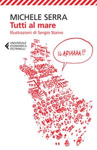 Libro Tutti al mare Michele Serra