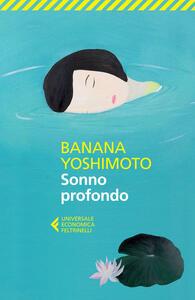 Sonno profondo - Banana Yoshimoto - copertina