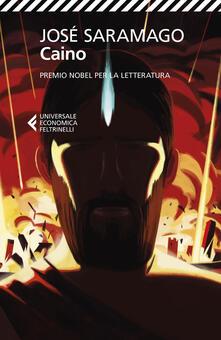 Caino - José Saramago - copertina