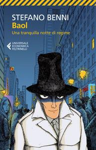 Libro Baol. Una tranquilla notte di regime Stefano Benni