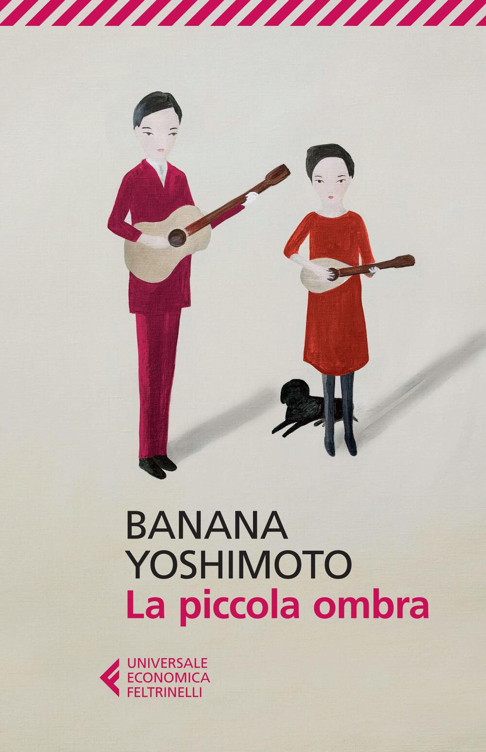 La piccola ombra banana yoshimoto libro feltrinelli - Il giardino segreto banana yoshimoto ...