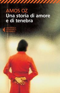 Una storia di amore e di tenebra - Amos Oz - copertina