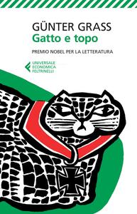 Libro Gatto e topo Günter Grass