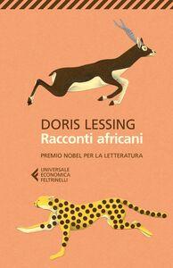 Libro Racconti africani Doris Lessing