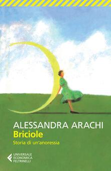 Letterarioprimopiano.it Briciole. Storia di un'anoressia Image