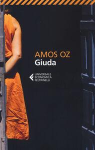 Libro Giuda Amos Oz