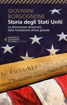 Radiosenisenews.it Storia degli Stati Uniti. La democrazia americana dalla fondazione all'era globale Image