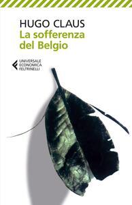 La sofferenza del Belgio - Hugo Claus - copertina