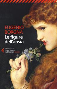 Le figure dell'ansia - Eugenio Borgna - copertina