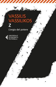 Libro Z l'orgia del potere Vassilis Vassilikos