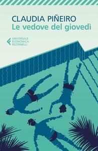 Le vedove del giovedì - Claudia Piñeiro - copertina