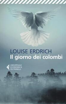 Il giorno dei colombi - Louise Erdrich - copertina