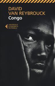 Congo - David Van Reybrouck - copertina