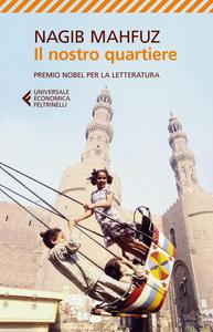 Libro Il nostro quartiere Nagib Mahfuz