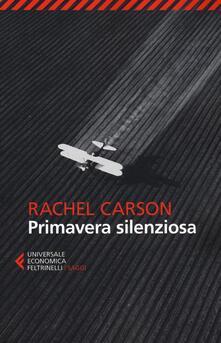 Primavera silenziosa - Rachel Carson - copertina
