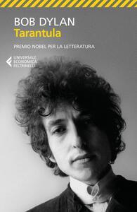 Libro Tarantula. Testo inglese a fronte Bob Dylan