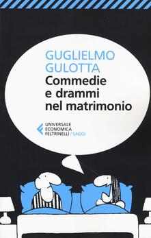 Fondazionesergioperlamusica.it Commedie e drammi nel matrimonio. Psicologia e fumetti per districarsi nella giungla coniugale Image