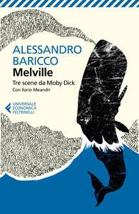 Tre scene da Moby Dick. Testo inglese a fronte