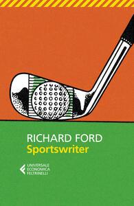 Sportswriter - Richard Ford - copertina