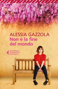 Non è la fine del mondo - Alessia Gazzola - copertina