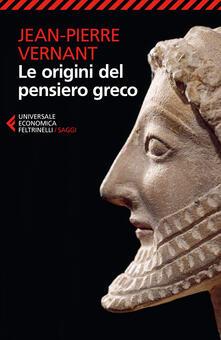 Ristorantezintonio.it Le origini del pensiero greco Image