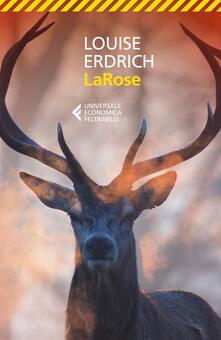 LaRose - Louise Erdrich - copertina