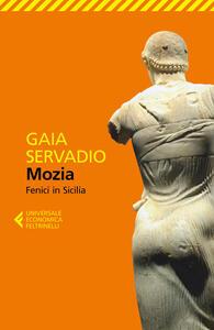 Mozia. Fenici in Sicilia - Gaia Servadio - copertina