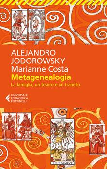Promoartpalermo.it Metagenealogia. La famiglia, un tesoro e un tranello Image