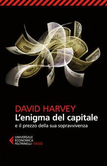 Daddyswing.es L' enigma del capitale e il prezzo della sua sopravvivenza Image