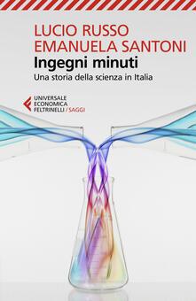 Atomicabionda-ilfilm.it Ingegni minuti. Una storia della scienza in Italia Image