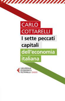 Vastese1902.it I sette peccati capitali dell'economia italiana Image