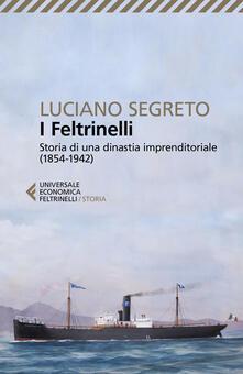 Voluntariadobaleares2014.es I Feltrinelli. Storia di una dinastia imprenditoriale (1854-1942) Image