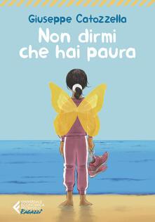 Non dirmi che hai paura - Giuseppe Catozzella - copertina