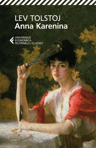 Libro Anna Karenina Lev Tolstoj