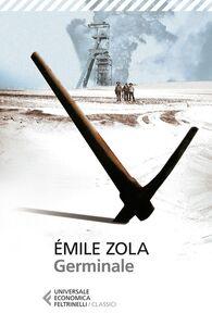 Foto Cover di Germinale, Libro di Émile Zola, edito da Feltrinelli